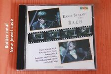 Bach - Ramin Bahrami - French Suite English suite Partita - Boitier neuf CD Aura