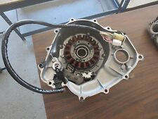 2005 Yamaha Grizzly 660 4x4 ATV Stator w/ Side Engine Cover (191/101)
