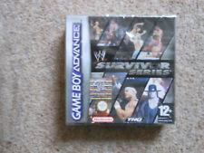 WWE SURVIVOR SERIES * NINTENDO GAMEBOY ADVANCE GAME SP DS 100% GENUINE