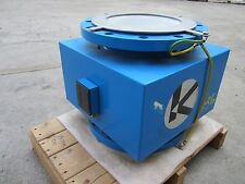 Krohne Altometer Flowmeter 10 Inch Ifs 3800 T V4a