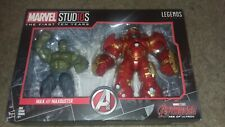 MARVEL LEGENDS HULK VS HULKBUSTER AND AGE OF ULTRON 2-PACK THE FIRST 10 YEARS