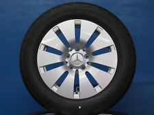 16 Zoll Mercedes-Benz C-Klasse W205 S205 Kompletträder Felgen Sommerreifen Neu
