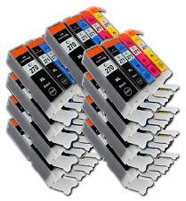 45x PGI-270/CLI-271XL compatible inks para USA Canon Pixma MG5720 MG5721 MG5722