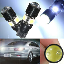2pcs High Power T10 W5W 5050 4 SMD Car Roof  White LED Lamp Light Bulbs DC