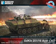 SdKfz Expansion - 251/16 Ausf C/D 1/56 scale - Rubicon 280040 - P3