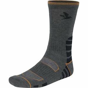 Seeland Hawker Stalking socks Raven