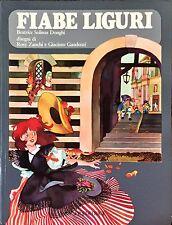 FIABE LIGURI - B. Solinas Donghi - SAGEP 1980