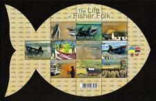 SOUTH AFRICA MNH 2010 THE LIFE OF FISHER FOLK MINISHEET