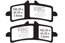 FIT MV  800 F3 Ago 15 EBC FRONT SINTERED BRAKE PADS
