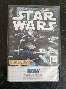 Sega Master System - Star Wars