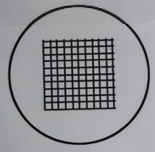 Microscope Eyepiece Grid Reticle 20mm diameter
