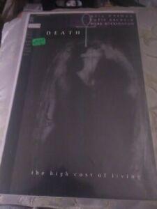 Death:The High Cost Of Living #3A, Vertigo, Gaiman, Bachalo, VF