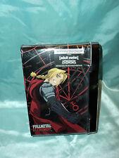 Fullmetal (Full Metal) Alchemist Collector's Edition Metal Tin Box vol 1 *NEW*