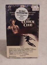 Betamax Beta THE COTTON CLUB  Rated R 1984 NEW! Drama Classic
