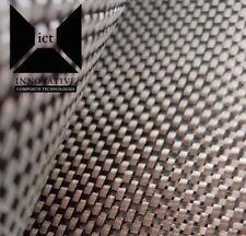 """5 yards!  Carbon Fiber Fabric / Cloth:  Plain Weave - 5.7 oz,  3K, 50"""" wide"""