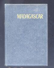 Les Guides Bleus  Madagascar Claude Janicot   Hachette 1968 R