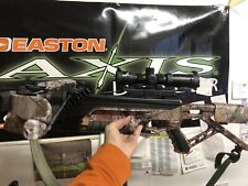 Pre-Owned Excalibur Micro 355 Tact-Zone Sound Deadening Camo Crossbow
