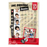 One Direction 1D Beats Starter Pack incl 1x Collector 1x Bracelet + 1x Flowpack