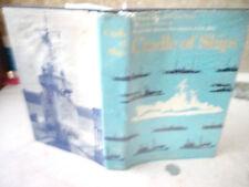 CRADLE Of SHIPS;HISTORY Of BATH IRON WORKS,1958,Garnet Laidlaw Eskew,Illust,DJ