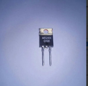 MR2406 24A, 600V ULTRA FAST RECOVERY RECTIFIER TO-220-2 'UK COMPANY SINCE1983'