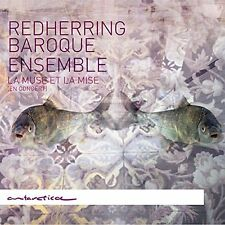 RedHerring Baroque Ensemble - Couperin La Muse et La Mise (en concert) [CD]