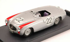 Mercedes 300 SL Spider #22 3rd Nurburgring 1952 Fritz Riess 1:43 Model BANG