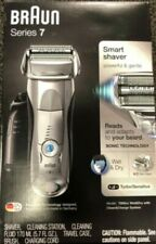 BRAUN 7-790cc Pulsonic Rechargeable Clean & Renew Cordless Electric Shaver NEW 7
