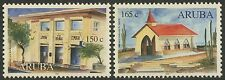 ARUBA N°260/261** Architecture : Edifices , 2000, MNH