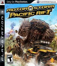 MotorStorm Pacific Rift PS3 Black Label