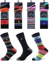 6 Pairs Boys Girls Childrens Knee High Thicker Weight Cotton Long School Socks