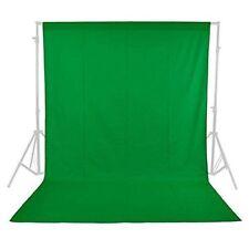 Phot-R 3x3m Photo Studio Non tissé Toile de Fond fond Ecran Vert Clé Chroma