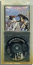 Bar-B-Q Killers - Comely - Rare, New 1986 Punk-Alt CD! Original Blister Pack!