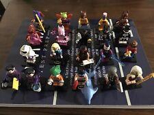 LEGO Batman Movie Series 1 & 2 Minifigures Set of Minifigure Lot