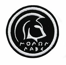 MALON LABE SPARTAN BIKER MC PATCH