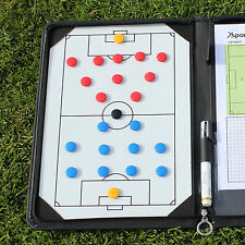 Trainerbedarf Taktikmappe 23 x 34 cm schwarz Neu Superspieler24