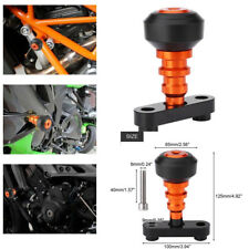 2×Orange Frame Sliders for KTM 125 200 390 DUKE 2012-2015 Crash Pads Protector