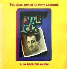 Sarclo CD T'Es Belle Comme Le Petit Larousse A La Page Des Avions - France