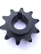 "10T 420 pitch Sprocket 5/8"" Bore.Used on many Torque Converter and Manco karts"