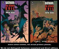 Batman: The Ultimate Evil 1 2 Complete Set Run Lot 1-2 VF/NM