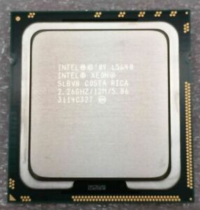 Intel Xeon L5640 CPU (AT80614005133AB) LGA 1366 SLBV8 2.26/12M/1333