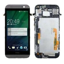 Pantalla HTC M8 (lcd,tactil,marco) 100% Original Color Gris NUEVO