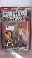 WWF Survivor Series Titan Tron Live Smackdown Edge Action Figure 1999 NEW t917