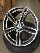 20 Zoll Avus 5x120 Grau Alu Felgen für BMW M3 M4 Performance Paket F80 F82 F83
