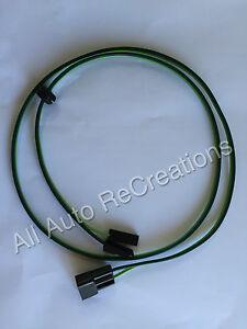 Holden HQ HJ HX HZ WB Reverse Light Wiring Harness 4 speed GTS Monaro SS Wire