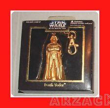 STAR WARS Portachiavi Keychain Diecast Darth Vader MIB