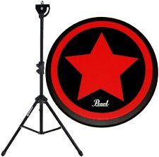"""Pearl PDR-08SP Practice Drum Pad Übungspad 8"""" + KEEPDRUM DPS Übungspadständer"""