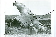 foto incidente aereo 1976 C130 disastro aereo
