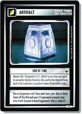 Star Trek CCG TwT Trouble with Tribbles Orb of Time 1R x2
