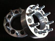 "2013 Chevrolet 2500 3500 HD Duramax 2wd 4x4 Wheel Spacers 1.5"" 8x180 Billet"