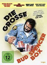 BUD SPENCER BOX 4x Buddy Piel den Lukas HECTOR SIE nannten Le Mücke 4 DVD NUEVO
